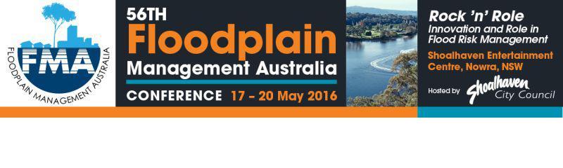 56th Floodplain Management Australia Conference