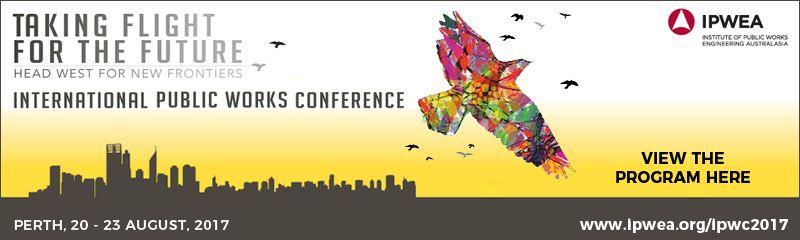 IPWEA International Public Works Conference