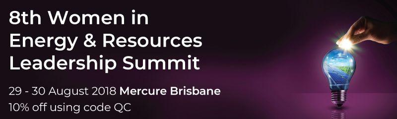 8th Women in Energy & Resources Leadership Summit