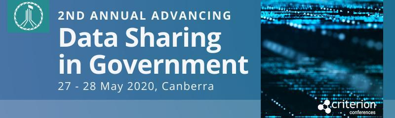 2nd Annual Advancing Data Sharing in Government
