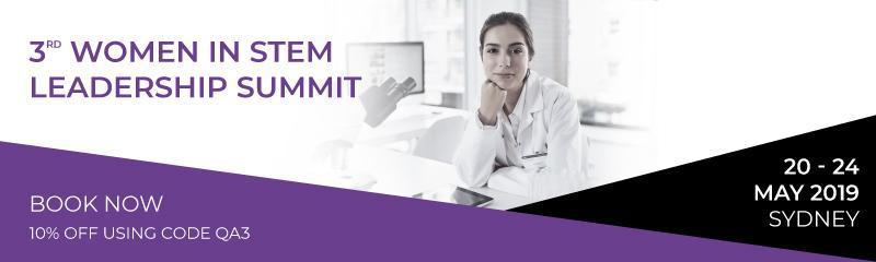 3rd Women in STEM Leadership Summit