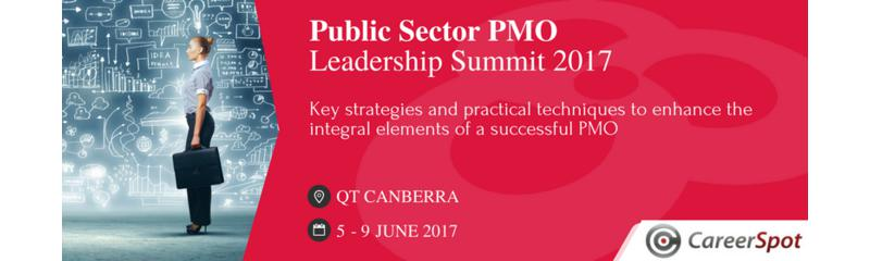 Public Sector PMO Leadership Summit 2017
