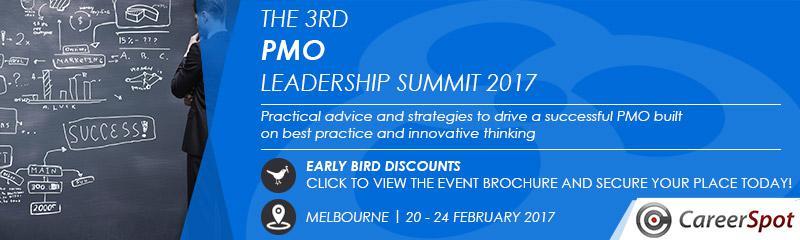The 3rd PMO Leadership Summit 2017