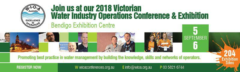 81st WIOA Victorian Water Industry Operations Conference and Exhibition