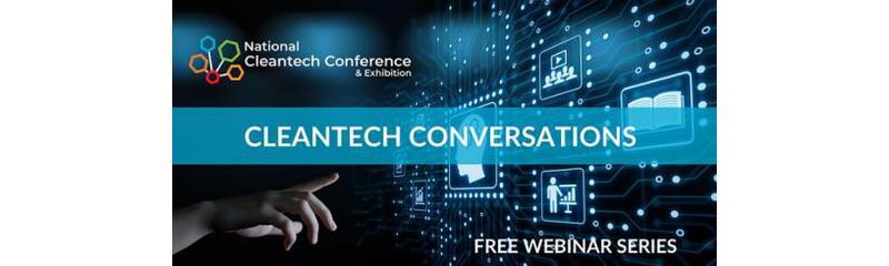 Cleantech Conversations: NCTCE Free Webinar Series - How are local government sustainability leaders preparing for the 'next normal'?