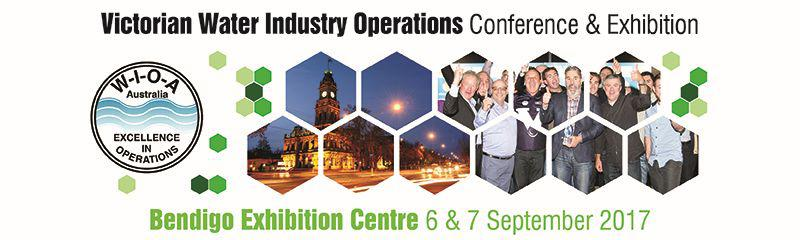 80th WIOA Victorian Water Industry Operations Conference and Exhibition