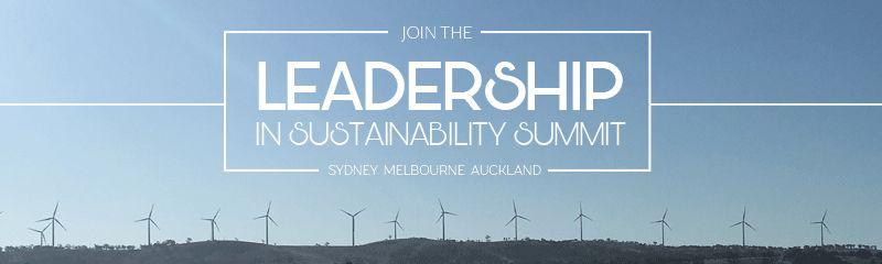 Leadership in Sustainability Summit