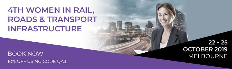 4th Women in Rail, Roads & Transport Infrastructure Leadership Summit