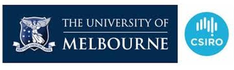 University of Melbourne - CSIRO PhD Studentship (x2)
