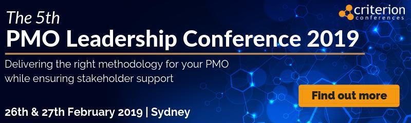 5th Annual PMO conference